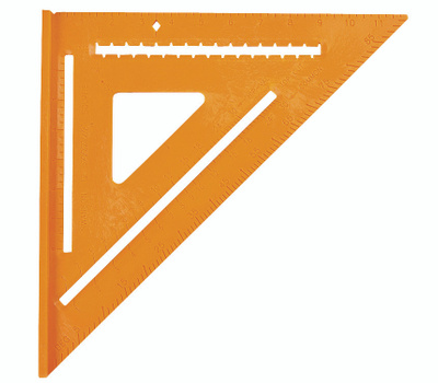 Swanson Tool T0701 Big 12 12 Inch Speedlight Square Orange