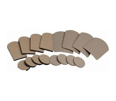 Shepherd Hardware 9045 Felt Gard 16 Piece Easy Movers Pack Slide Glide And Felt Assortment
