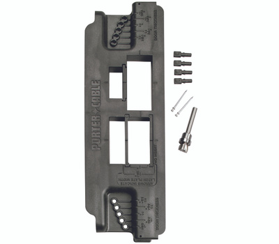 Porter Cable 59375 Strike And Latch Router Template