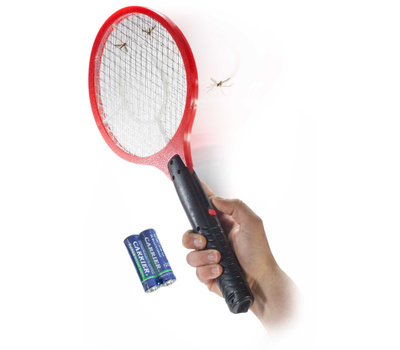 JMK 00211 Mosquito And No See Um Racket Zapper