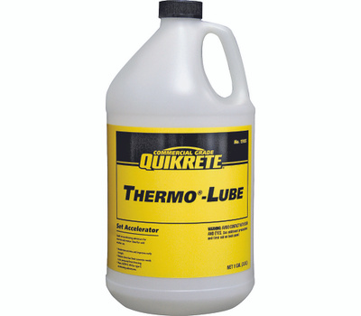 Quikrete 1905-01 Thermo Lube Admix Concrete Water Gallon