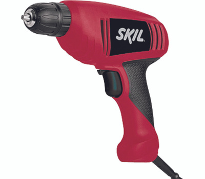 Chervon Skil 6239-01 3/8 Inch 4.5 Amp Variable Speed Corded Drill And Driver