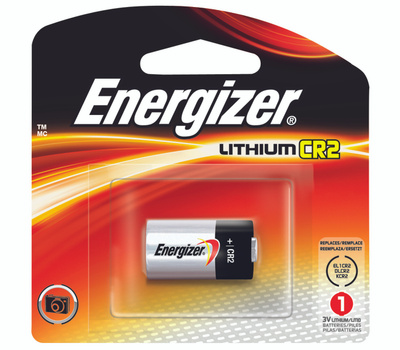 Energizer EL1CR2BP Battery Lithium Photo Cr2 3V