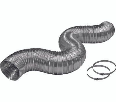 Lambro 3110 Flexible Aluminum Ducts 3 Inch By 8 Foot