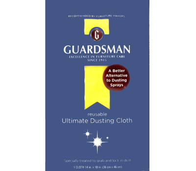 Guardsman 462100 One Wipe Ultimate Dusting Cloth