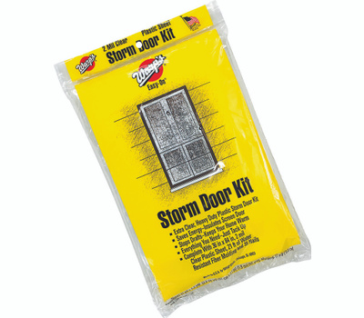 Warp Brothers ESD-24 Easy On Storm Door Insulate Kits 36 Inch By 84 Inch