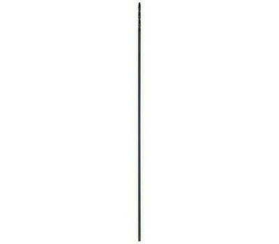 Irwin 62128 7/16 By 12 Inch Aircraft Black Oxide High Speed Steel Bit