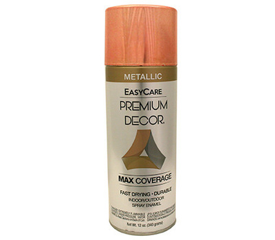 General Paint PDS92-AER Premium Decor Copper Metallic Spray Enamel
