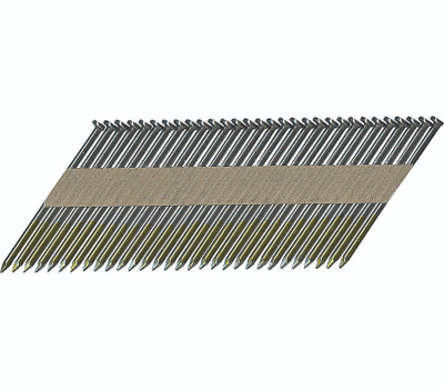 National Nail 0600170 Pro Fit 3 Inch By 0.131 Bright Smooth Shank Framing Nails (Pack Of 2500)