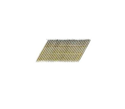 National Nail 0629130 Pro Fit 2 Inch By 0.113 Smooth Shank 28 Degree Wire Strip Collated Framing Nails (Pack Of 2000)