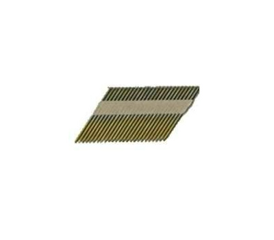 National Nail 0600250 Pro Fit 2-3/8 Inch By 0.113 Bright Smooth Shank Paper Collated Framing Nails (Pack Of 5000)