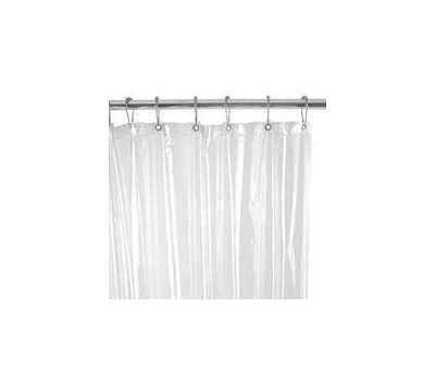 Zenith PE71160K Shower Liner Heavy Gauge Clear