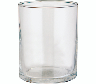 Candle Lite 0862130 Clear Votive Holder