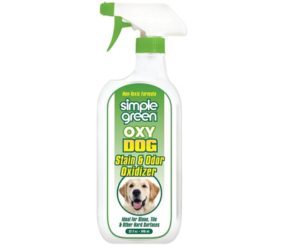Simple Green 2010000615303 Dog Stain And Odor Oxidizer 32 Ounce