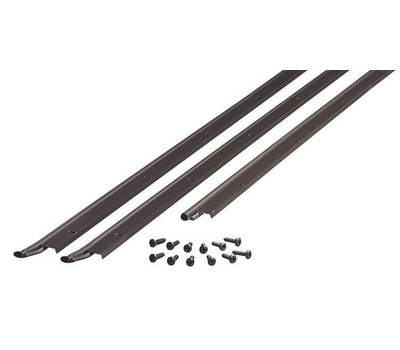 MD Building Products 01156 36 Inch By 84 Inch. Bronze Door Jamb With Screws