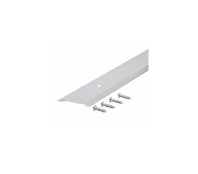 MD Building Products 11056 Aluminum Flat Top Threshold 1-3/4 By 36 Inch
