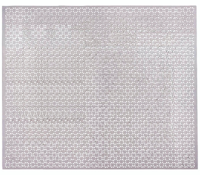 MD Building Products 57208 3 Foot By 3 Foot Union Jack Mill Aluminum Sheets