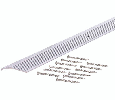 MD Building Products 78071 A834 F Carpet Trim 1-3/8 Inch By 36 Inch