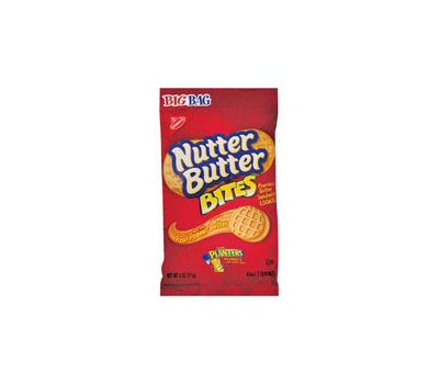Nabisco 422628 Cookie Bites Nutter Butter 3 Ounce