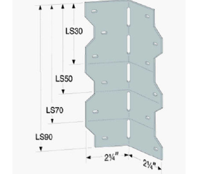 Skewable Angle - Simpson Strong Tie