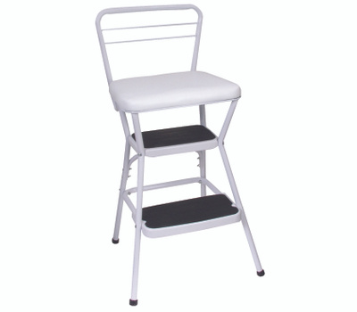 Cosco 11130wht Stool Counter Chair Step Wht 044681111365 1