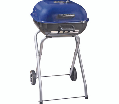 Omaha GY21 Grill Charcoal Fldable Sq 18In