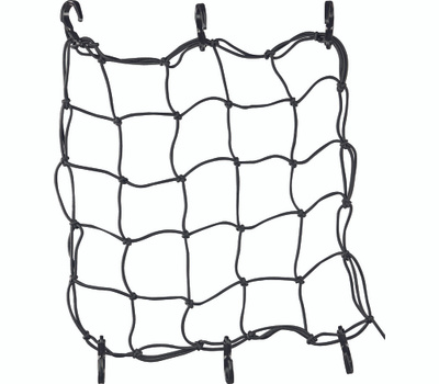 ProSource FH92105 Mintcraft ATV Stretch Cargo Net 30 By 15 Inch With 6 Heavy Duty Plastic Hooks