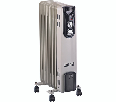 Power Zone DF-150P9-7 Heater Electric Oil Filled