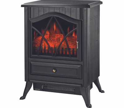 Power Zone ND-18D2S Heater Fireplace Electric 120V