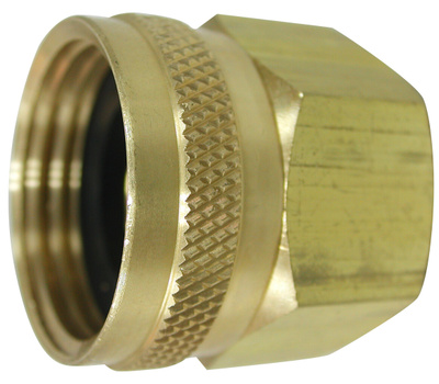 Landscapers Select PMB-055-3LC Adapter Hose Swivel 3/4 FHT By 3/4 Inch FIP