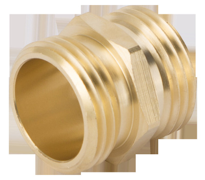 Landscapers Select GHADTRS-3 Connector Brass 3/4 NHT By 3/4 NHT