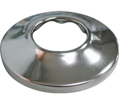 WorldWide Sourcing TW0912 1/2 Inch Iron Pipe Size Chrome Flange