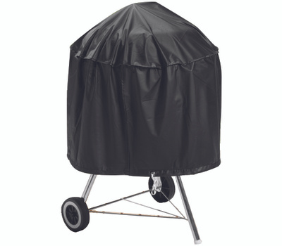 Omaha SPC05-12 Kettle Grill Cover With Drawcord 29 Inch By 18 Inch