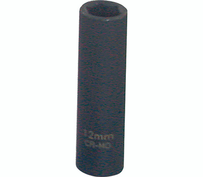 Vulcan MT6580142 12 Mm 3/8 Inch Drive 6 Point Impact Socket