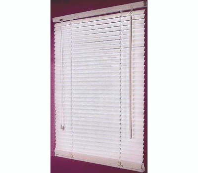 HomeBasix FWB-27X64 27 Inch Wx64 Inch H 2 Inch Faux Wood Blinds