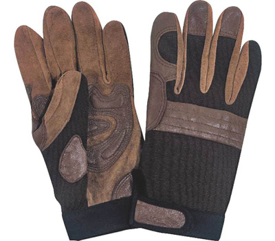 DiamondBack BLT-0508-1A-L High Dexterity Working Contractor Gloves Large