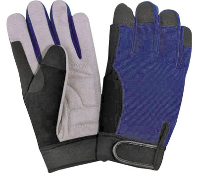 DiamondBack GV-965662B-XXL Thinsulate Synthetic Leather Palm Gloves Jumbo