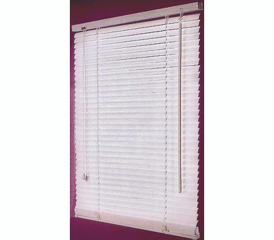 HomeBasix FWB-36X64-3L Blind Faux Wood White 36X64in