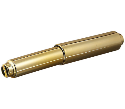 Mintcraft CSB 0003-3L Manhattan Toilet Paper Replacement Roller Polished Brass