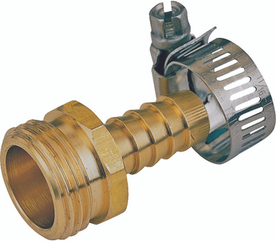 Landscapers Select GB934M3L 1/2 Inch Male Brass Hose End Repair