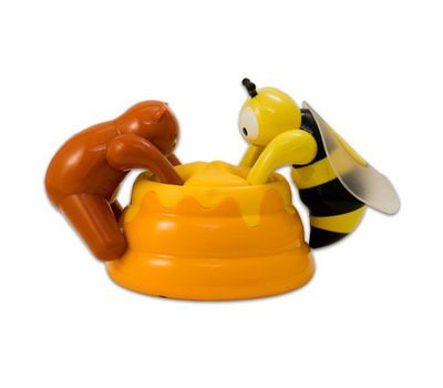 Sylvania E12880 PalPODzzz Honey Bee Children's 3 In 1 Night Light