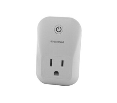 Sylvania 78121 Outlet Smart Blutooth 15a Max