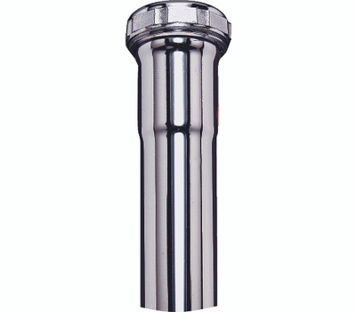 Plumb Pak PP12-6CP 1 1/4 By 6 Inch Extension Tube