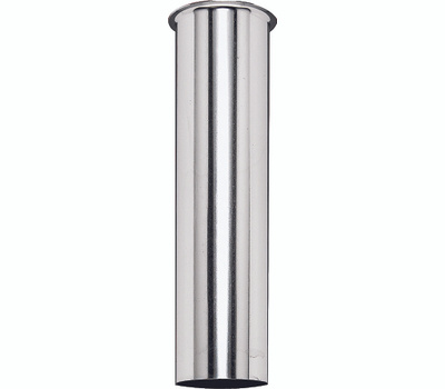 Plumb Pak PP9-4CP 1 1/2 By 4 Inch 22 Gauge Sink Tailpiece