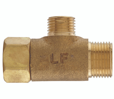 Plumb Pak PP2037LF 3/8 Inch By 3/8 Inch By 1/8 Inch Add-A-Tee