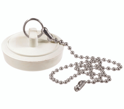Plumb Pak PP820-7 1 3/4 Inch Drain Stopper With Chain