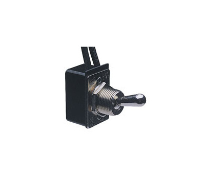 Calterm ECM 41720 Metal Toggle Switch With Leads
