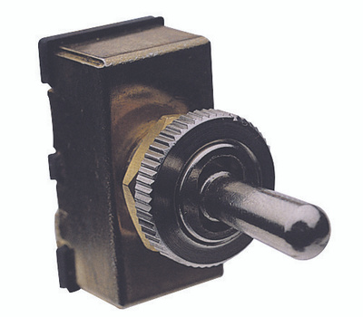 Calterm 41790 Off-On Push-Pull Nickle