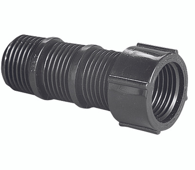 Orbit Irrigation 37017 Watermaster 1/2 By 2 1/2 Inch Cut Off Riser Extension