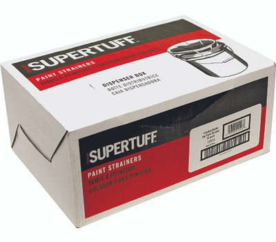 Trimaco 11311/25 Supertuff Paint Strainer Plain Gallon (Box Of 25)